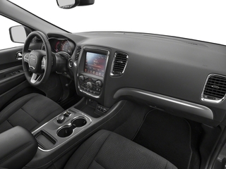 2018 Dodge Durango Pictures Durango SXT AWD photos passenger's dashboard