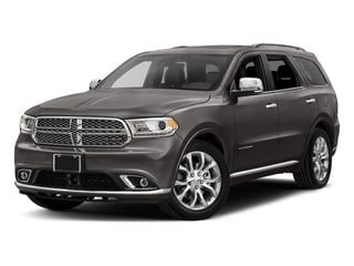 2018 Dodge Durango Pictures Durango Citadel AWD photos side front view