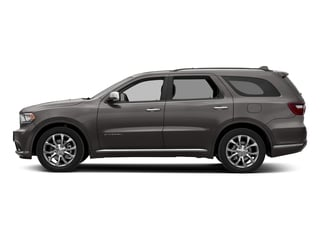 2018 Dodge Durango Pictures Durango Citadel AWD photos side view