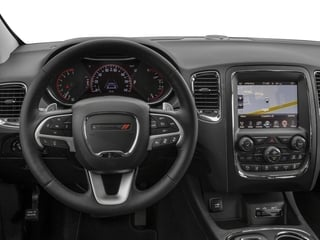 2018 Dodge Durango Pictures Durango Citadel AWD photos driver's dashboard