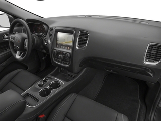 2018 Dodge Durango Pictures Durango Citadel AWD photos passenger's dashboard