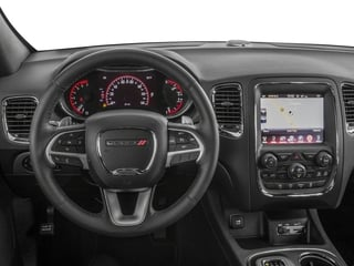 2018 Dodge Durango Pictures Durango R/T RWD photos driver's dashboard