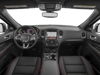2018 Dodge Durango Pictures Durango R/T RWD photos full dashboard