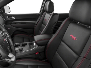 2018 Dodge Durango Pictures Durango R/T RWD photos front seat interior