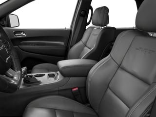 2018 Dodge Durango Pictures Durango SRT AWD photos front seat interior