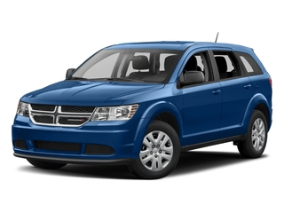 2018 Dodge Journey Pictures Journey SE AWD photos side front view