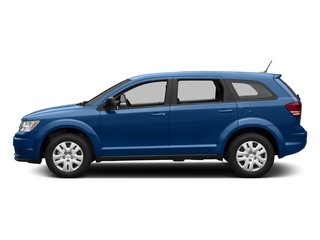 2018 Dodge Journey Pictures Journey SE AWD photos side view