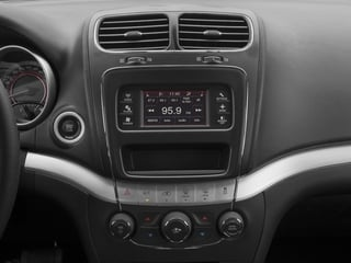 2018 Dodge Journey Pictures Journey SE AWD photos stereo system