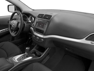 2018 Dodge Journey Pictures Journey SE AWD photos passenger's dashboard