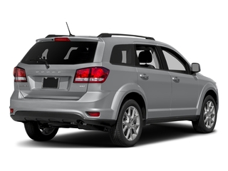 2018 Dodge Journey Pictures Journey SXT AWD photos side rear view