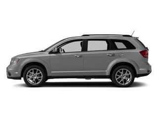 2018 Dodge Journey Pictures Journey SXT AWD photos side view