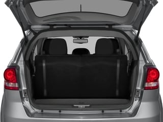 2018 Dodge Journey Pictures Journey SXT AWD photos open trunk
