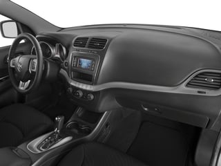 2018 Dodge Journey Pictures Journey SXT AWD photos passenger's dashboard
