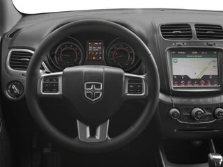 2018 Dodge Journey Pictures Journey Utility 4D Crossroad AWD V6 photos driver's dashboard