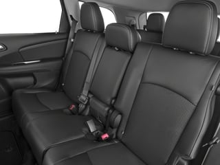 2018 Dodge Journey Pictures Journey Crossroad AWD photos backseat interior