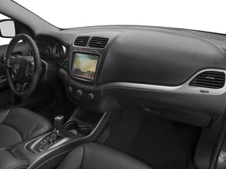 2018 Dodge Journey Pictures Journey Utility 4D Crossroad AWD V6 photos passenger's dashboard