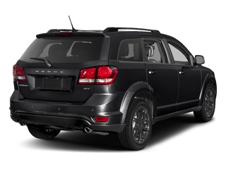 2018 Dodge Journey Pictures Journey GT AWD photos side rear view