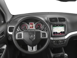 2018 Dodge Journey Pictures Journey GT AWD photos driver's dashboard
