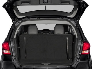 2018 Dodge Journey Pictures Journey GT AWD photos open trunk
