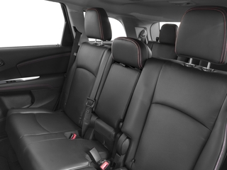 2018 Dodge Journey Pictures Journey GT AWD photos backseat interior