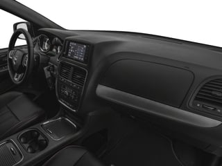 2018 Dodge Grand Caravan Pictures Grand Caravan Grand Caravan GT V6 photos passenger's dashboard