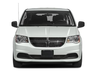 2018 Dodge Grand Caravan Pictures Grand Caravan SE Plus Wagon photos front view