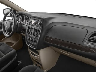 2018 Dodge Grand Caravan Pictures Grand Caravan SE Plus Wagon photos passenger's dashboard