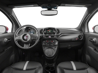 2018 FIAT 500e Pictures 500e Hatch photos full dashboard