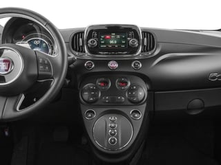 2018 FIAT 500e Pictures 500e Hatch photos stereo system