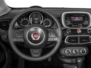 2018 FIAT 500X Pictures 500X Utility 4D Trekking 2WD I4 photos driver's dashboard