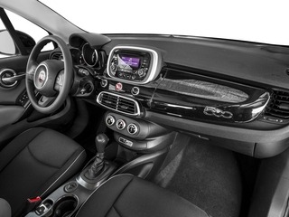 2018 FIAT 500X Pictures 500X Utility 4D Trekking 2WD I4 photos passenger's dashboard