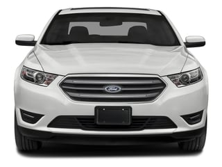 2018 Ford Taurus Pictures Taurus Sedan 4D SE V6 photos front view