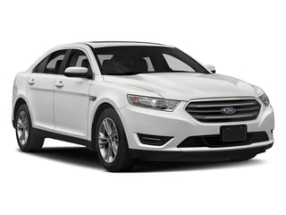 2018 Ford Taurus Pictures Taurus Sedan 4D SEL AWD V6 photos side front view