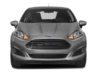 2018 Ford Fiesta Pictures Fiesta S Sedan photos front view