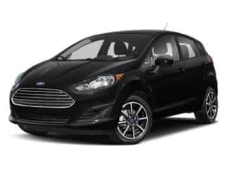 2018 Ford Fiesta Pictures Fiesta Hatchback 5D SE I4 photos side front view