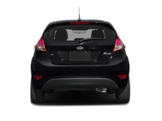 2018 Ford Fiesta Pictures Fiesta Hatchback 5D SE I4 photos rear view
