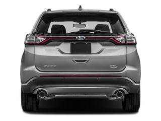 2018 Ford Edge Pictures Edge Utility 4D SEL AWD I4 Turbo photos rear view