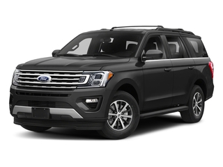 2018 Ford Expedition Pictures Expedition XLT 4x4 photos side front view