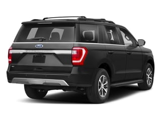 2018 Ford Expedition Pictures Expedition XLT 4x4 photos side rear view