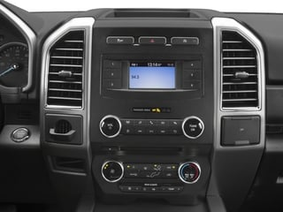 2018 Ford Expedition Pictures Expedition XLT 4x4 photos stereo system