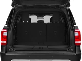 2018 Ford Expedition Pictures Expedition Platinum 4x4 photos open trunk