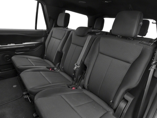 2018 Ford Expedition Pictures Expedition XLT 4x4 photos backseat interior