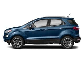 2018 Ford EcoSport Pictures EcoSport Titanium FWD photos side view