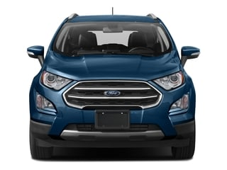 2018 Ford EcoSport Pictures EcoSport Titanium FWD photos front view