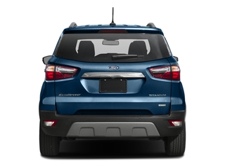 2018 Ford EcoSport Pictures EcoSport Titanium FWD photos rear view