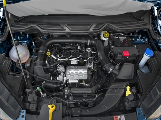 2018 Ford EcoSport Pictures EcoSport Titanium FWD photos engine