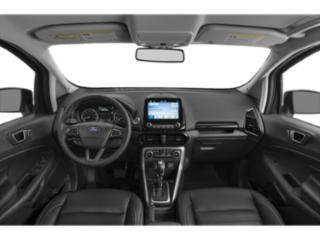2018 Ford EcoSport Pictures EcoSport Utility 4D S AWD photos full dashboard