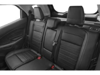 2018 Ford EcoSport Pictures EcoSport Utility 4D S AWD photos backseat interior
