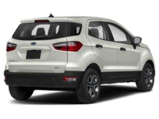 2018 Ford EcoSport Pictures EcoSport Utility 4D S AWD photos side rear view
