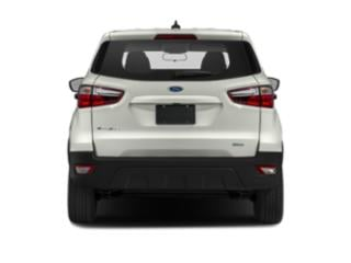 2018 Ford EcoSport Pictures EcoSport Utility 4D S AWD photos rear view